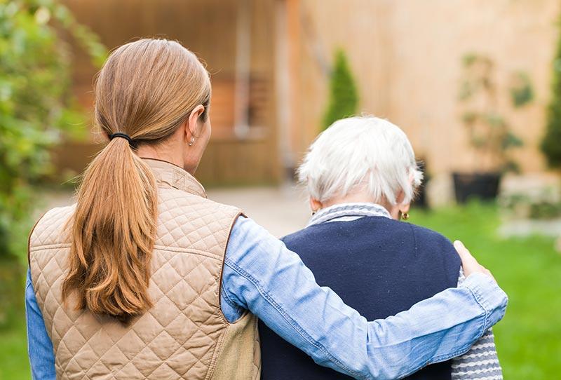 Pflegerin Senioren Pflegeheim